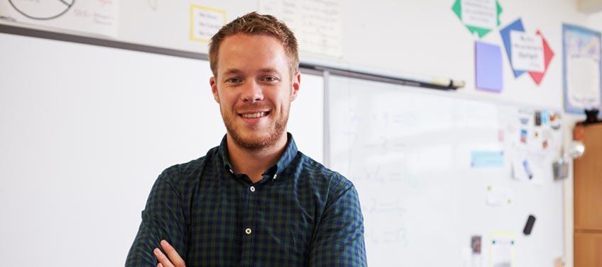 Smiling Teacher