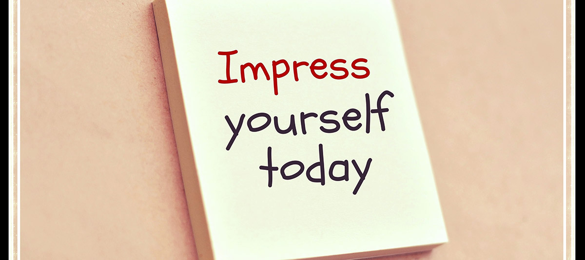 Learn How to Impress